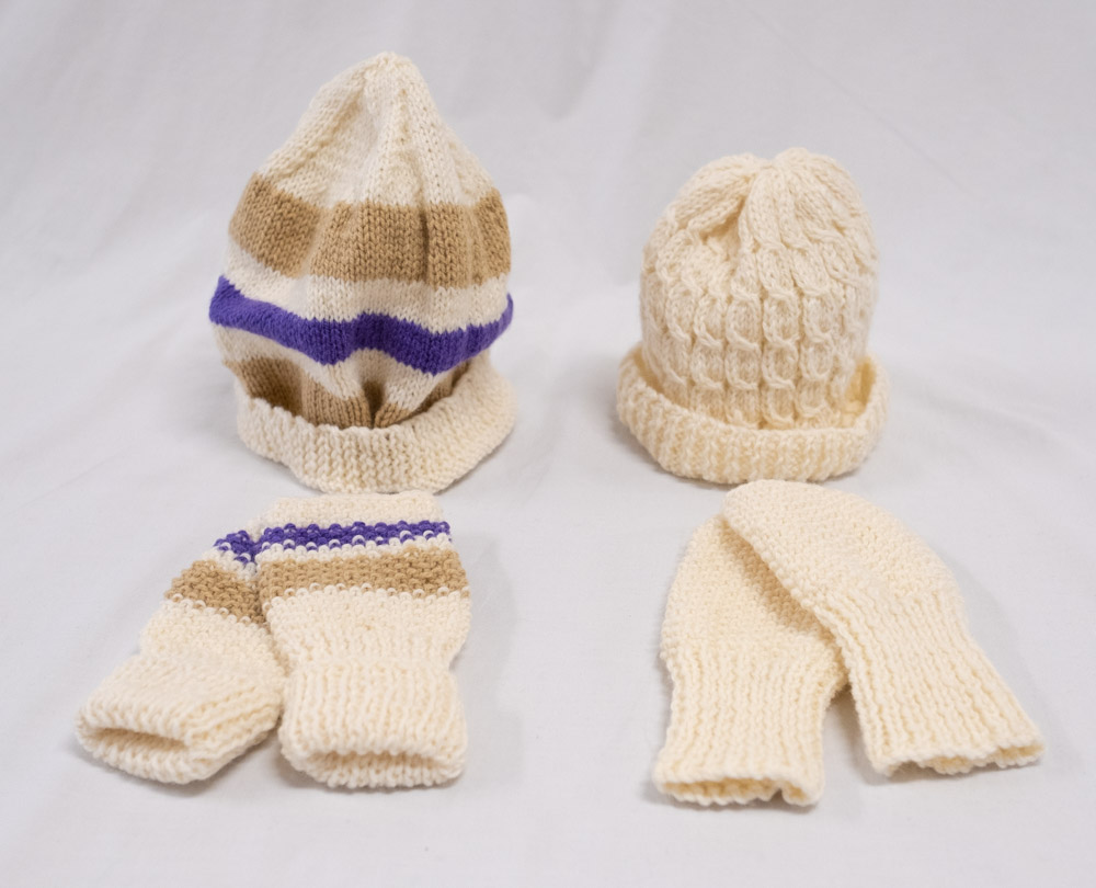jocelyn harvey_annesley court mayfield ilu_knitted beanies and mittens