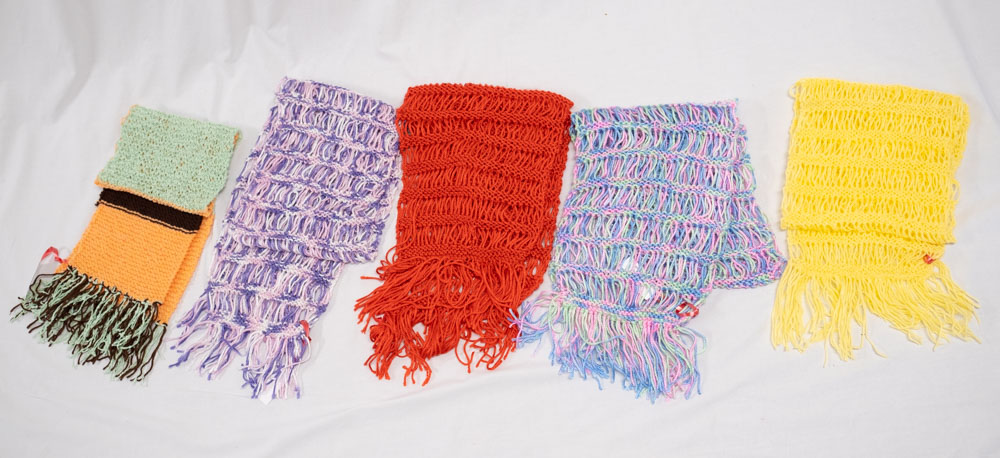 winifred lee_lilyfiled hlfs_knitted scarves